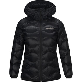 Peak Performance Helium Kapuzenjacke Damen black